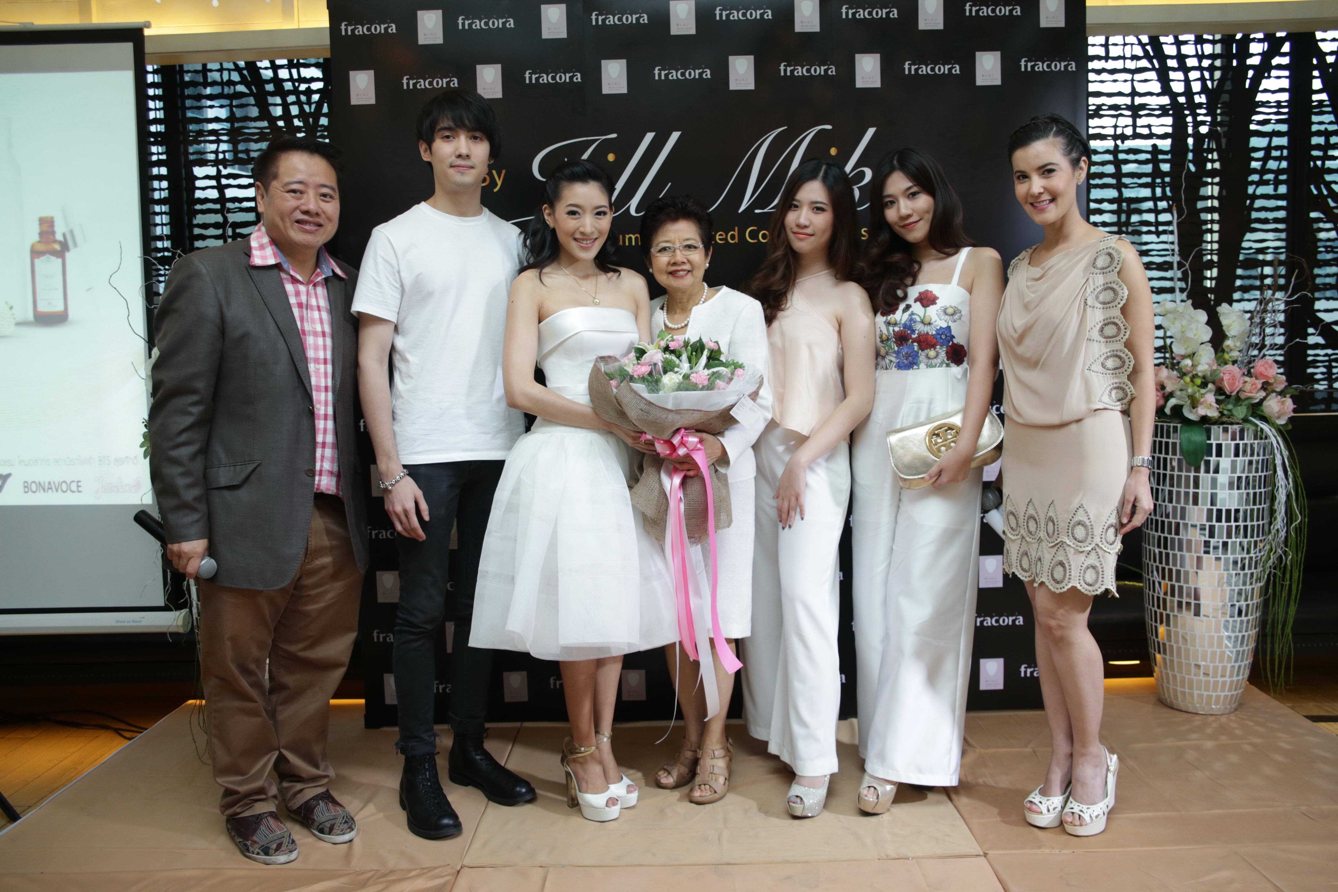 """""""จิลมิกะ"""" เปิดตัวผลิตภัณฑ์ใหม่ ครั้งแรกในประเทศไทย  ยกระดับผิวสวยสุขภาพดี ขาวกระจ่างใส แบบปลอดภัย"""