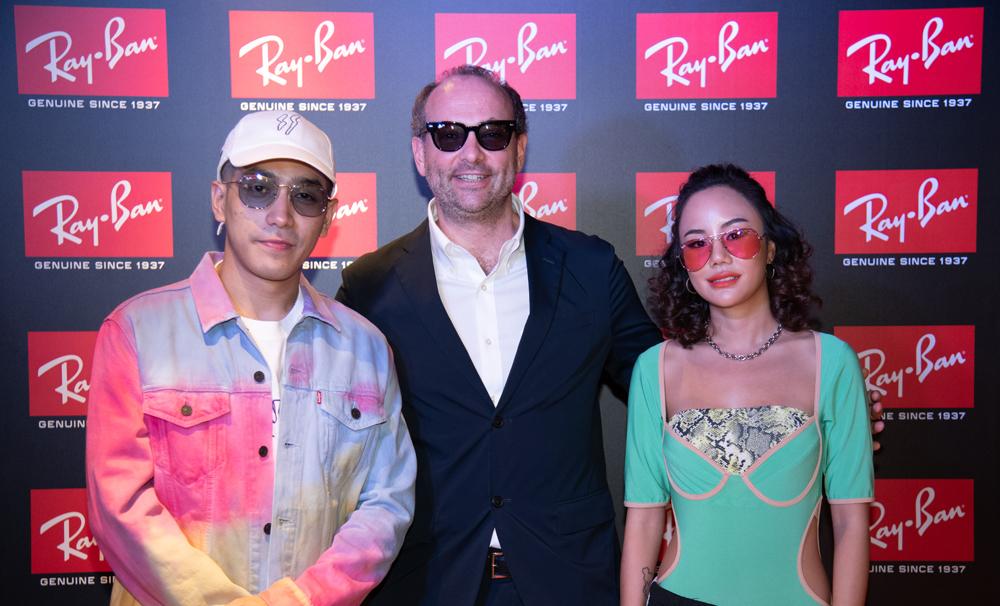 เอาใจเหล่าคนรักแว่น! เปิดตัวRAY-BAN Store อย่างเป็นทางการแห่งแรกในประเทศไทยใจกลางสยาม